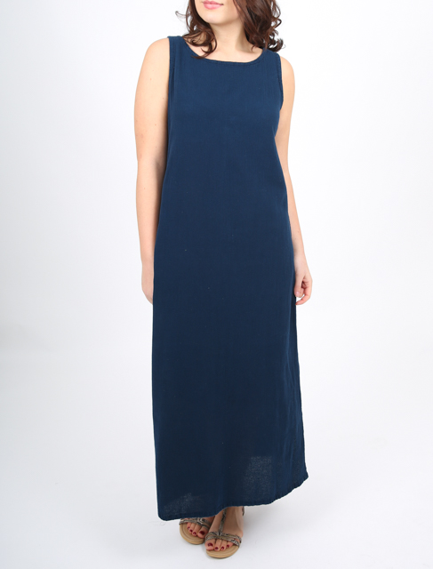 The Onelife maxi dress is made from cotton and a cool and comforable style for your summer wardrobe, available at colmershill.com