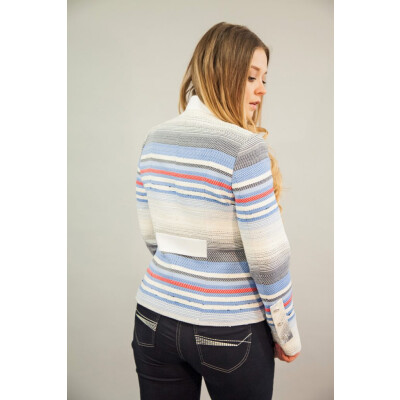 Bariloche Bagala Striped Jacket