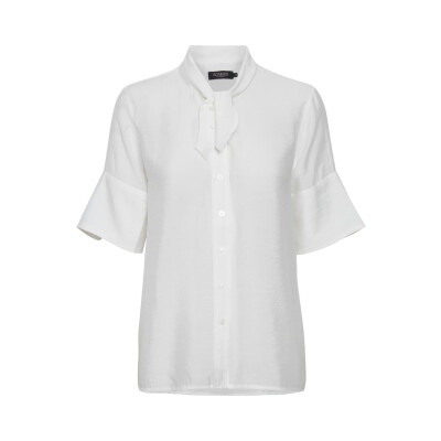 Soaked in Luxury Valora Shirt White available on colmershill.com