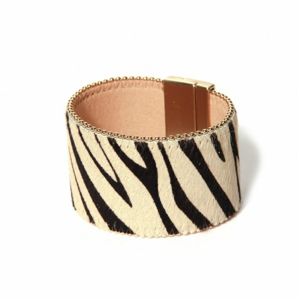 Envy Jewellery Tiger Print Cuff available on colmershill.com