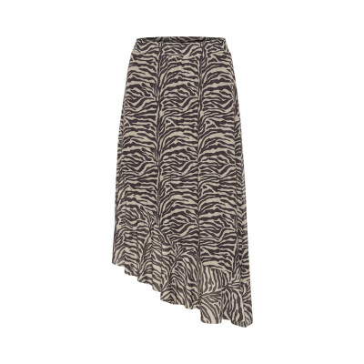 Soaked in Luxury Jewel Skirt with an animal print available from colmershill.com