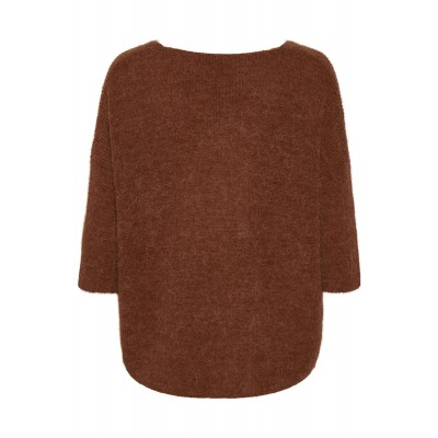 Soaked in Luxury Burnt Henna Tuesday Jumper available on colmershill.com