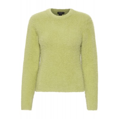 Soaked in Luxury Basilla Jumper Nile Green available on colmershill.com