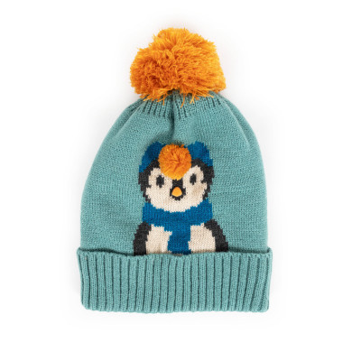 Powder Penguin Hat Ice