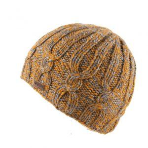 KUSAN CABLE BROOKLYN CAP CARAMEL