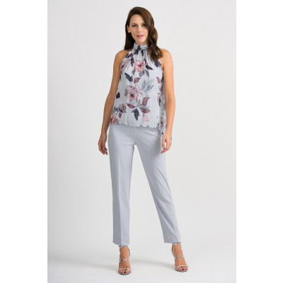 Joseph Ribkoff Floral Top 201223 available on colmershill.com