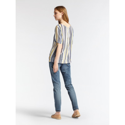 Sandwich Clothing Striped Tops available on colmershill.com