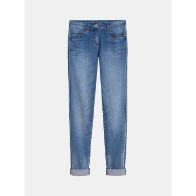 Sandwich Faded Slim Fit Jeans 24001638-40101 available on colmershill.com
