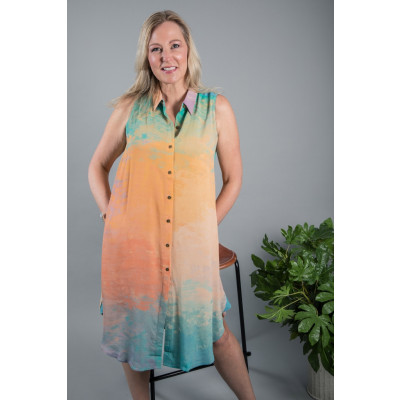 Bl^nk Leenita Shirt Dress available on colmershill.com