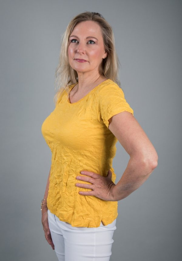 Simclan Mango Jersey Top available on colmershill.com