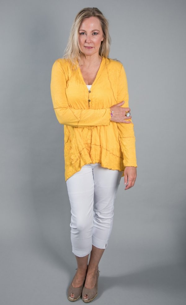 Simclan Mango Jersey Cardigan available on colmershill.com