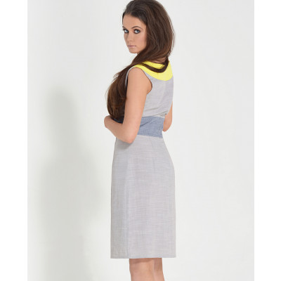 Lagom Modena Summer Colour Block Dress available on colmershill.com
