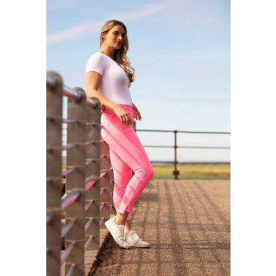 Robell Neon Pink Skinny Jeans 52690_54837_42 available on colmershill.com
