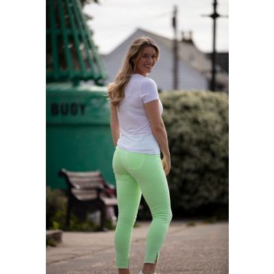 Robell Neon Lime Jeans 52690_54837_87 available on colmershill.com
