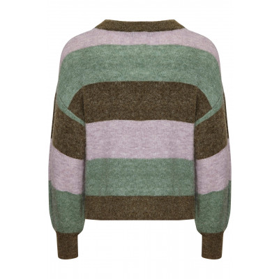 Soaked in Luxury Angel Stripe Pullover available on colmershill.com