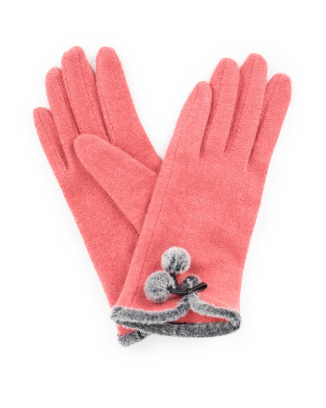 Powder Betty wool ladies gloves available on colmershill.com